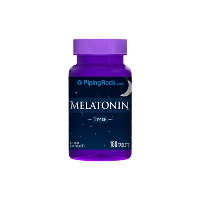 Melatonin 1mg 180 Tablets