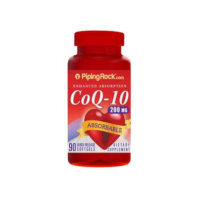 Co Q10 200mg 90 Softgels
