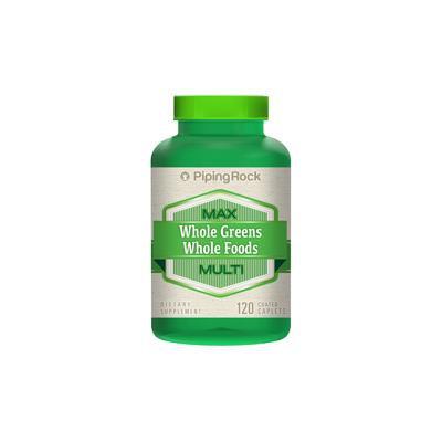 Whole Greens/Whole Foods Multi Vitamin 120 Coated Caplets