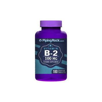 Vitamin B-2 100mg 180 Tablets