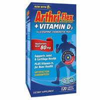Arthri-Flex Advantage plus Vitamin D3 120 Tablets