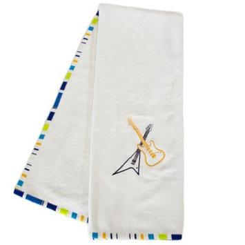 Pam Grace Creations Rockstar Bath Towel (Set of 2)