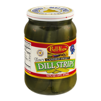 Bell-View Dill Strips Candied Sweet