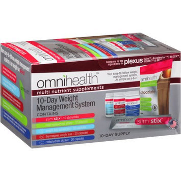 omnihealth 10-Day Weight Management System, 80 count