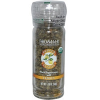 Frontier Herb Organic Lemon Black Peppercorns 1.76 oz.