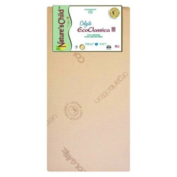Foam Mattress: Colgate Eco Classica III Crib Mattress