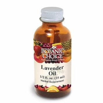 Botanic Choice Oil, Lavender, 0.5 Ounce