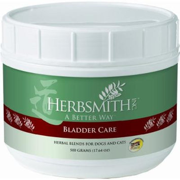 Herbsmith Bladder Care Herbal Supplement for Dogs and Cats, 500gm Powder