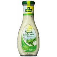 Kuhne Yogurt Herb Dressing, 8.45 Ounce