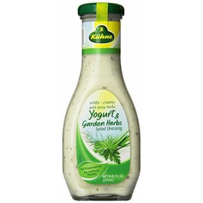 Kuhne Yogurt Herb Dressing, 8.45 Ounce