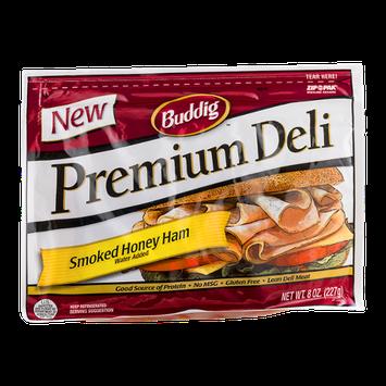 Buddig Premium Deli Smoked Honey Ham