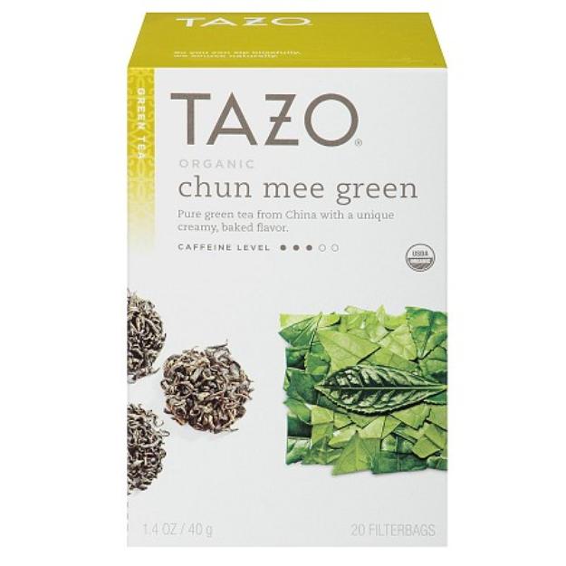 Tazo Chun Mee Green