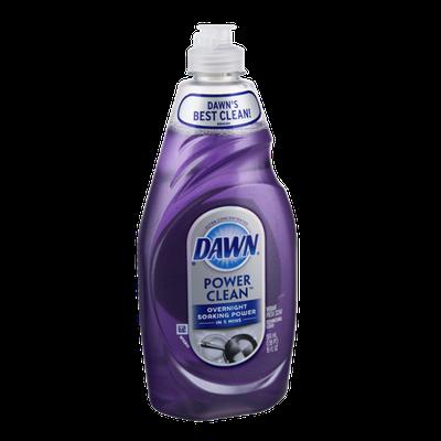 Dawn Power Clean Vibrant Fresh Scent Dishwashing Liquid