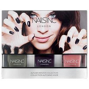 Nails Inc. Nails inc Autumn Winter nail polish collection, .47 oz