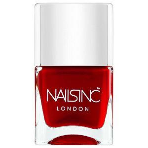 nails inc. Chelsea Green