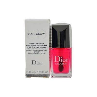 Dior Nail Glow Instant French Manicure Effect Whitening Nail Care by Christian Dior for Women - 0.33 oz Nail Glow