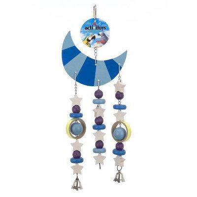 JW Pet Company Activitoys Moon Toy Triple Bird Toy, Large