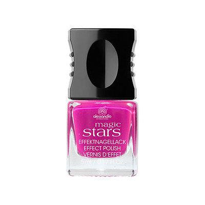 alessandro Magic Stars Thermo Effect Polish, Gaudy Pink, .17 oz