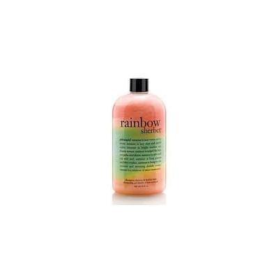 Philosophy Rainbow Sherbet Shampoo, Shower Gel & Bubble Bath (16 Fl Oz)