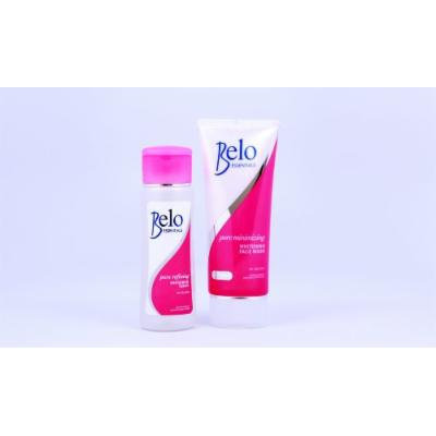 BELO Essentials Face Wash & Toner combo - PINK (for Oily Skin)