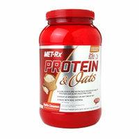 Met-Rx Protein & Oats, Vanilla Cinnamon, 2 lbs