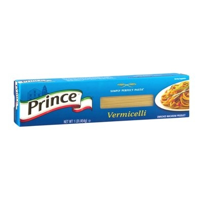 Prince Enriched Macaroni Product Vermicelli