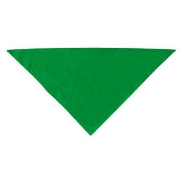 Pet Products Dog Supplies Plain Bandana Emerald Green Large