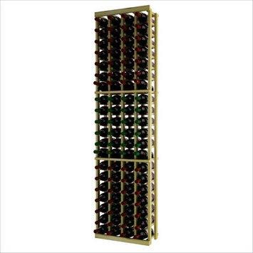 Wine Cellar Innovations Traditional Series 72 4-Column Pine Wine Rack