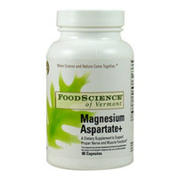 FoodScience of Vermont Magnesium Aspartate +
