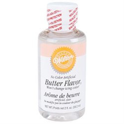Wilton Butter Flavor-2 Ounces