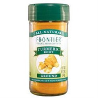 Frontier Natural Products Organic Turmeric Root Ground - 1 lb