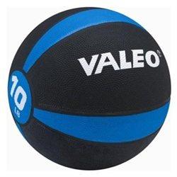Valeo, Inc. Valeo Medicine Ball 10 lbs Black VA4505BL