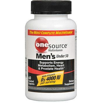 OneSource Ultimate Men's Multivitamin Coated Caplets