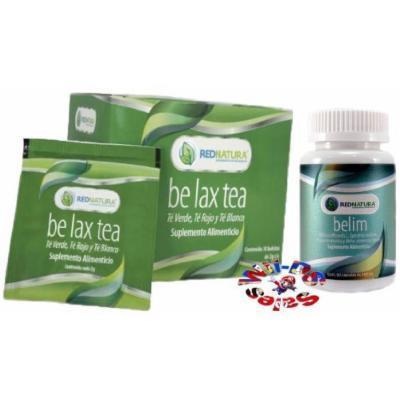 belim + be lax tea