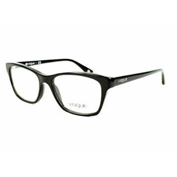 Vogue frame VO 2714 W44 Acetate Black