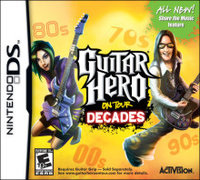 Activision Guitar Hero On Tour: Decades - Game Only