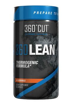 360 Cut 360Lean Thermogenic Formula 90 Capsules
