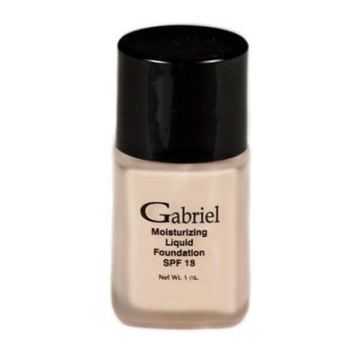 Gabriel Color Moisturizing Liquid Foundation Pale Ivory