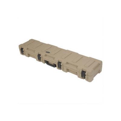SKB Cases Mil-Standard Roto Case w/ Layer Foam in Desert Tan: 49.5