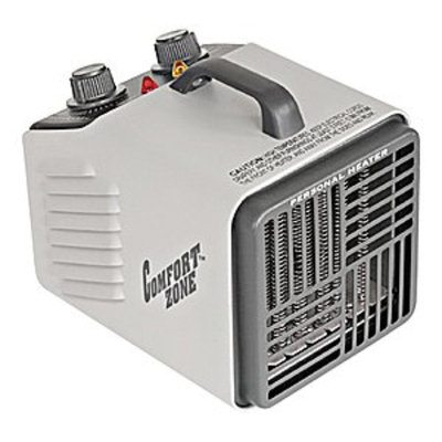 Comfort Zone 1500 Watt Personal Heater