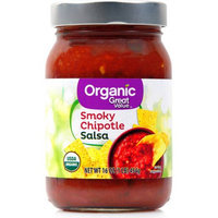 Teasdale Foods Great Value Organic Salsa Smoky Chipotle