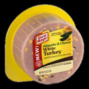 Oscar Mayer White Turkey Jalapeno & Cheese