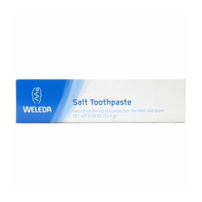 Weleda Salt Toothpaste Travel Size 0.44 oz