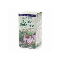 Gaia Herbs Quick Defense, Liquid-Filled Capsules 20 ea