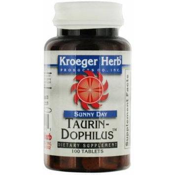 Kroeger Herb Taurin-Dophilus 100 tabs