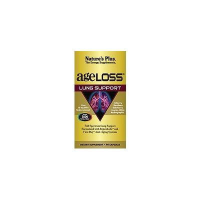 Nature's Plus. Ageloss Lung Support 90 Vcaps (4 Pack)
