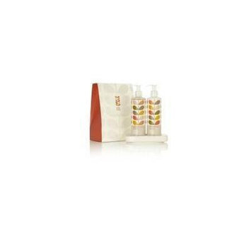 Orla Kiely Geranium Hand Wash and Hand Lotion Set