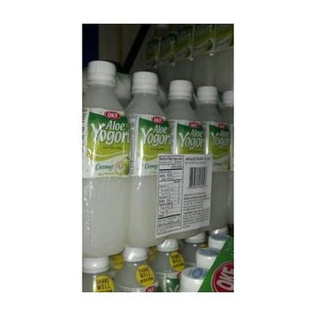 OKF: Aloe Yogort Coconut Drink 10/16.9 Oz. Case