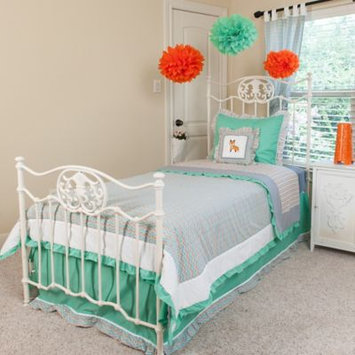 Pam Grace Creations Friendly Fox Comforter Sets
