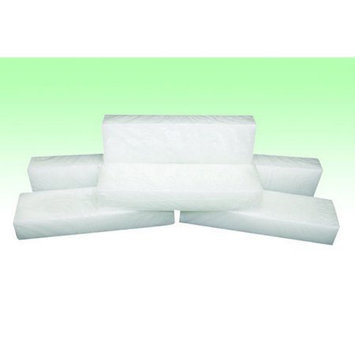 WaxWel 11-1722-6 Paraffin 6 x 1-Lb Blocks Wintergreen Fragrance
